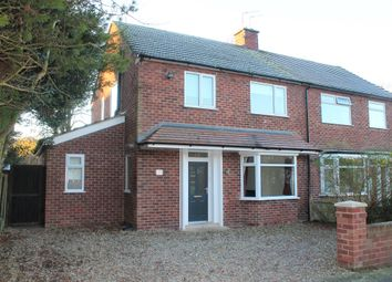 Thumbnail 3 bed semi-detached house to rent in Davenport Avenue, Wilmslow