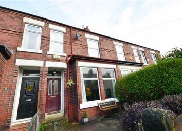 Thumbnail 3 bedroom terraced house to rent in Ventnor Road, Heaton Moor, Stockport