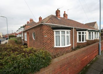Thumbnail 2 bedroom semi-detached bungalow for sale in 14 Quebec Grove, Middlesbrough, Cleveland