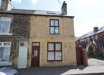 Thumbnail 3 bed end terrace house for sale in Fielding Road, Hillsborough, Sheffield