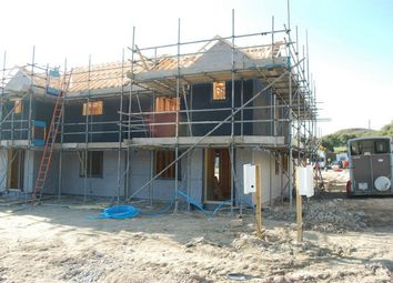 Thumbnail 3 bed semi-detached house for sale in Plot 3 Wheal Rose, Roche Road, Bugle, Cornwall