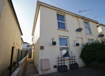 Thumbnail 2 bed semi-detached house for sale in Albert Street, Ryde