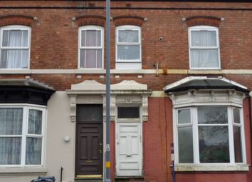 Thumbnail 3 bed flat to rent in Heathfield Road, Handsworth Birmingham