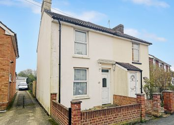 Thumbnail 2 bed semi-detached house for sale in Curtis Road, Willesborough, Ashford