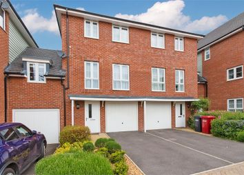 Thumbnail 4 bed end terrace house for sale in Wyeth Close, Taplow, Berkshire