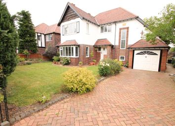Thumbnail 4 bed detached house to rent in Thornway, Bramhall, Stockport