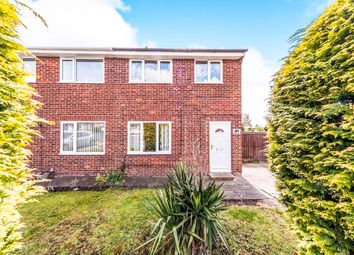 Thumbnail 3 bedroom semi-detached house for sale in Biretta Close, Stockton-On-Tees