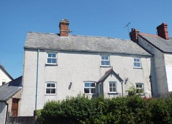 Thumbnail 3 bed terraced house for sale in Cynwyd, Corwen, Denbighshire
