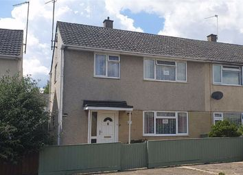 Thumbnail 3 bed semi-detached house for sale in Cranwell Close, Chippenham, Wiltshire