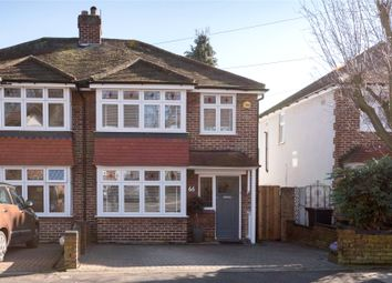 Thumbnail 3 bedroom semi-detached house for sale in Oak Tree Gardens, Bromley