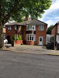 Thumbnail 3 bedroom semi-detached house to rent in Dunvegan Road, Erdington, Birmingham