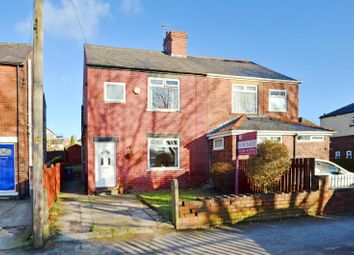 Thumbnail 3 bed semi-detached house for sale in Green Cross, Dronfield, Derbyshire