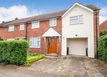 4 bed end terrace house for sale in Durnell Way, Loughton IG10