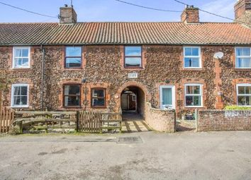 Thumbnail 3 bed terraced house for sale in Docking, King's Lynn, Norfolk