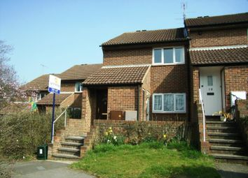 Thumbnail 1 bed flat to rent in Speedwell Close, Guildford