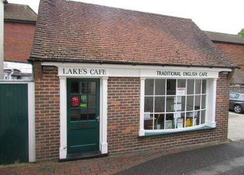 Thumbnail Restaurant/cafe for sale in 26A Southgate, Chichester