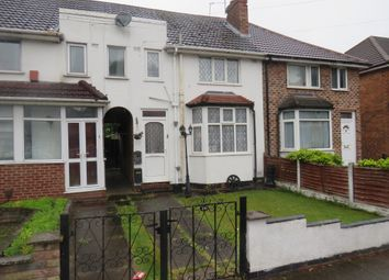 Thumbnail 3 bed terraced house for sale in Birdbrook Road, Great Barr, Birmingham