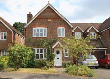 Thumbnail 4 bed semi-detached house for sale in Larkfield, Ewhurst, Cranleigh