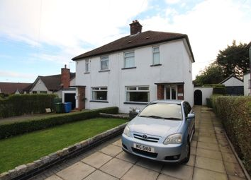 Thumbnail 2 bed semi-detached house for sale in Donaghadee Road, Bangor