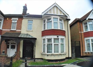 Thumbnail 4 bedroom semi-detached house to rent in Woodstock Gardens, Ilford