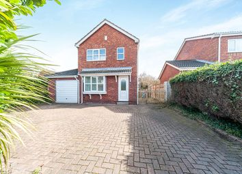 Thumbnail 3 bed detached house to rent in More Hall Drive, Sutton-On-Hull, Hull
