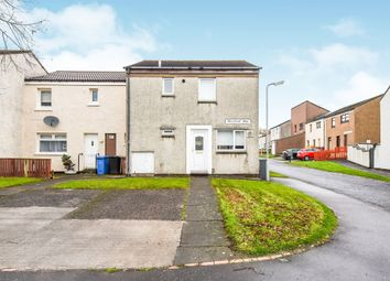 Thumbnail 3 bed end terrace house for sale in Moorfoot Way, Bourtreehill South, Irvine