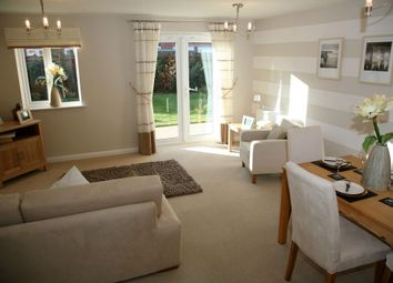 Thumbnail 3 bedroom town house for sale in Wentworth Road, Kirkby-In-Ashfield, Nottingham