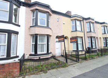 Thumbnail 3 bedroom terraced house for sale in Dryden Street, Bootle