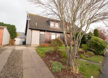 Thumbnail 3 bed semi-detached house for sale in Invergarry Park, St. Cyrus, Montrose