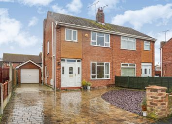Thumbnail 3 bed semi-detached house for sale in St. Georges Crescent, Waverton, Chester