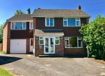 Thumbnail 4 bedroom detached house for sale in Parklands, Trowbridge