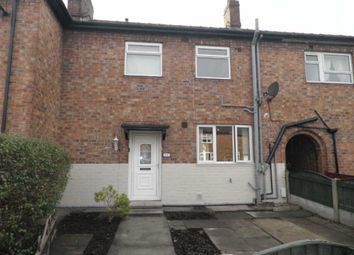 Thumbnail 2 bed terraced house to rent in King George Crescent, Warrington