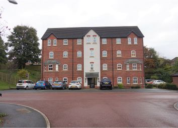 Thumbnail 2 bed flat for sale in Cooper Street, Stockport