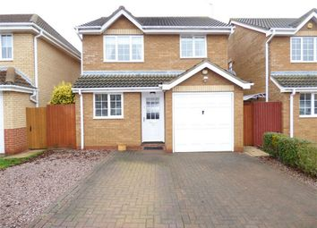 Thumbnail 3 bed detached house for sale in Kedleston Road, Peterborough, Cambridgeshire
