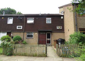 Thumbnail 3 bed terraced house for sale in Booth Meadow Court, Thorplands, Northampton