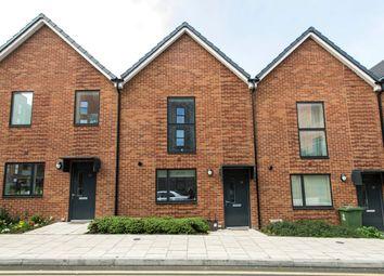 Thumbnail 2 bed terraced house for sale in Burnett Road, Darent Industrial Park, Erith