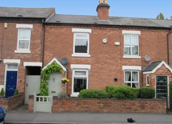 Thumbnail 2 bed terraced house to rent in Highbridge Road, Sutton Coldfield, West Midlands