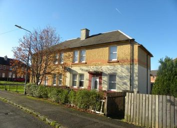 Thumbnail 1 bed cottage to rent in Hillside Crescent, Hamilton, Lanarkshire