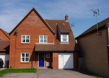 Thumbnail 5 bed link-detached house to rent in Boatman Close, Pinewood, Ipswich, Suffolk