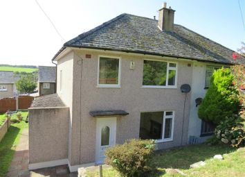 Thumbnail 3 bed semi-detached house for sale in Kirkstone Road, Whitehaven, Cumbria