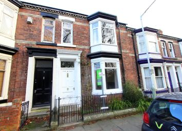 Thumbnail 3 bed terraced house to rent in Victoria Embankment, Darlington
