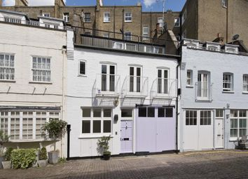 Thumbnail 4 bedroom terraced house for sale in Manson Mews, London