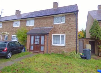 Thumbnail 2 bedroom end terrace house for sale in Teviot Close, Kings Heath, Northampton, Northamptonshire