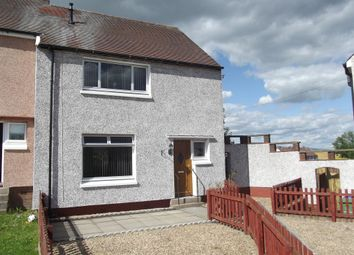 Thumbnail 3 bed end terrace house for sale in Scotstoun Road, Cowie, Stirling