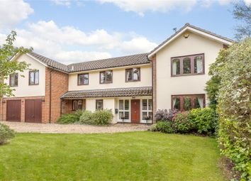 Thumbnail 5 bed detached house for sale in The Warren, Harpenden, Hertfordshire