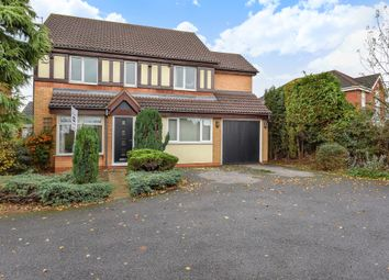 Thumbnail 4 bed detached house for sale in Lauderdale Avenue, Northampton