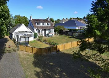 Thumbnail 4 bedroom equestrian property for sale in Church Hill, Shepherdswell, Dover