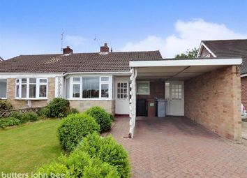 Thumbnail 2 bed semi-detached bungalow for sale in Byron Way, Wistaston, Crewe