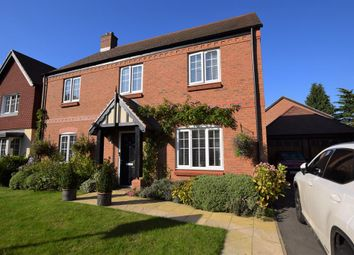 4 bed detached house for sale in St. Phillips Grove, Bentley Heath, Solihull B93