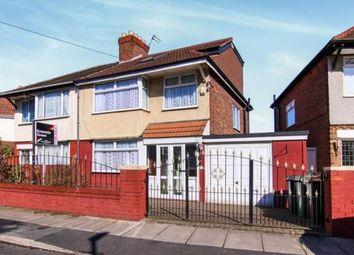 Thumbnail 4 bedroom semi-detached house for sale in Brooklands Avenue, Waterloo, Liverpool, Merseyside